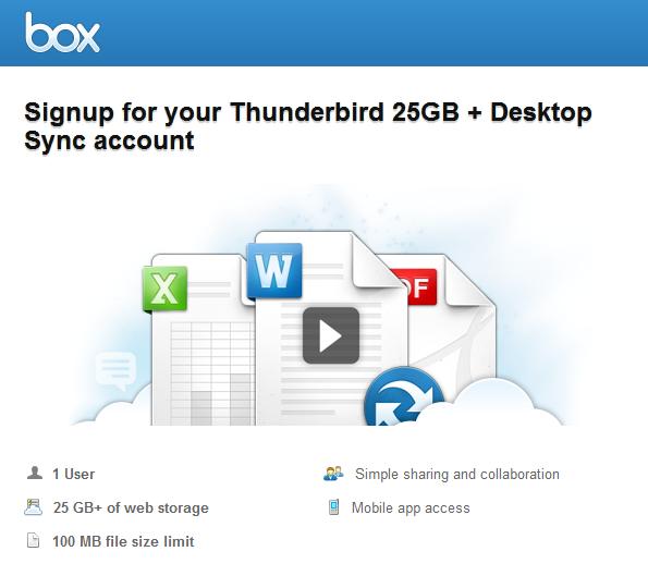 box-thunderbird