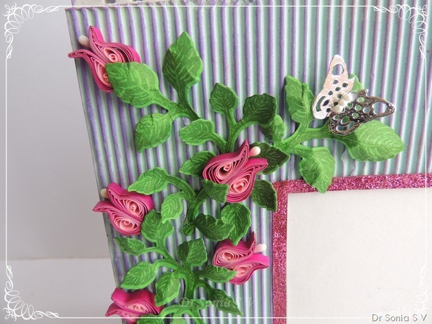 Quilled Photoframe  4
