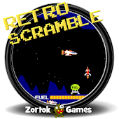 Retro Scramble (1 or 2 player)