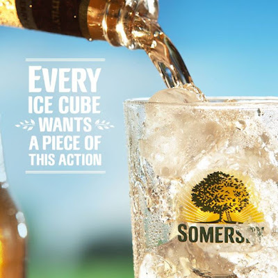Who could blame them Somersby tastiest