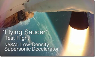 Low-Density Decelerator Supersonic