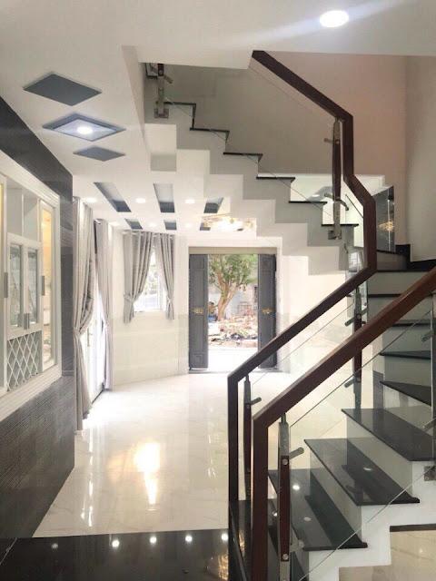 Bán nhà phố Huỷnh Văn Nghệ phường 12 Quận Gò Vấp 03