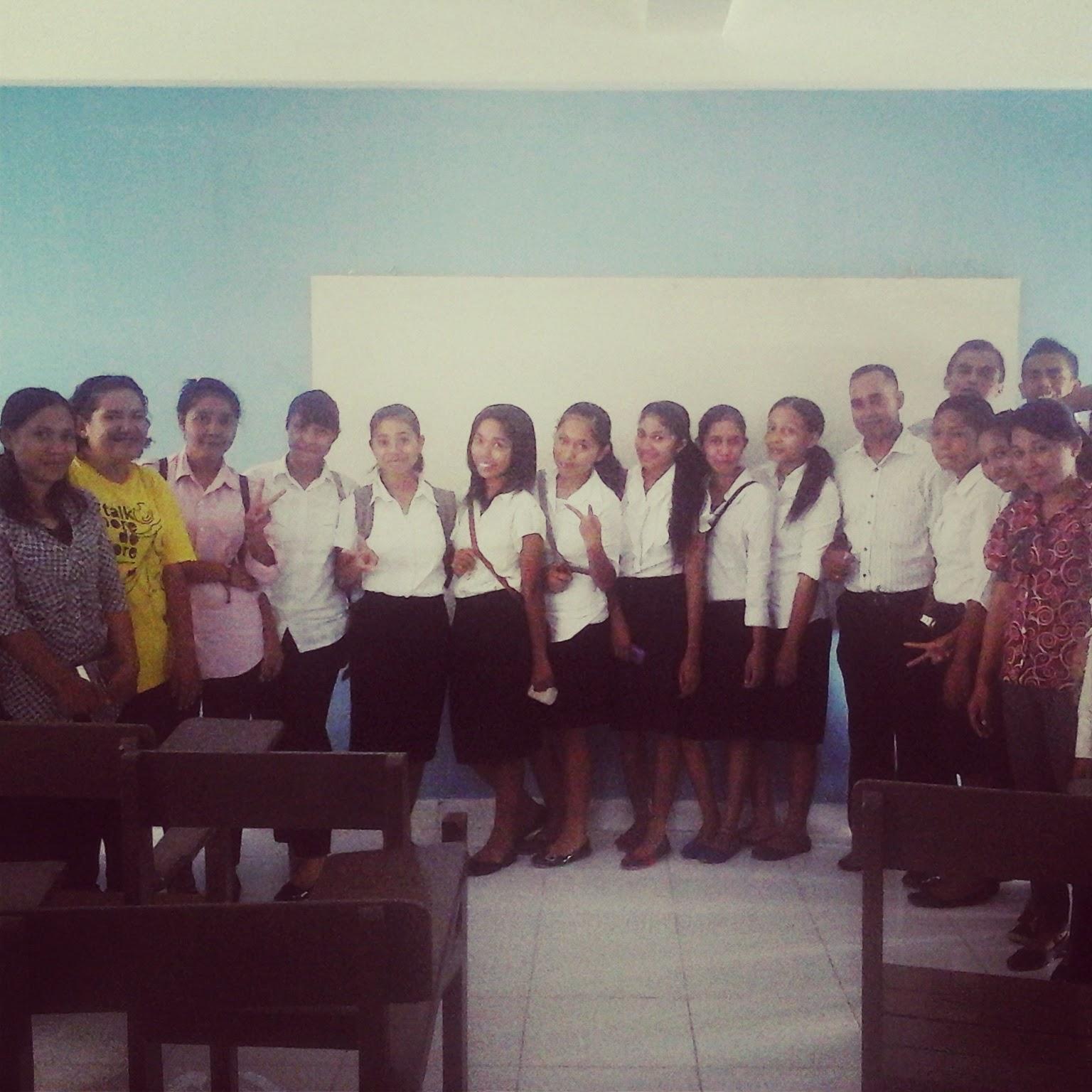Tara Lak To Lagda Khari Di: #Ultah6FC Workshop Blogging