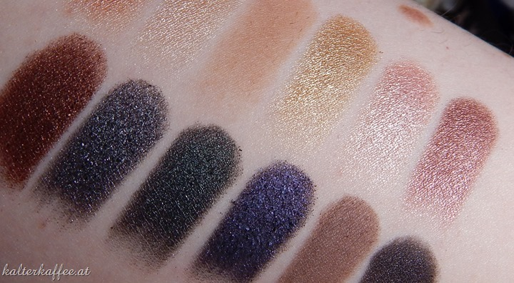 Sleek Strom palette