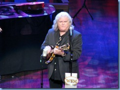 9214 Nashville, Tennessee - Grand Ole Opry radio show - Ricky Skaggs
