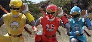 Siêu Nhân Nhẫn Phong  Ninpuu Sentai Hurricanger