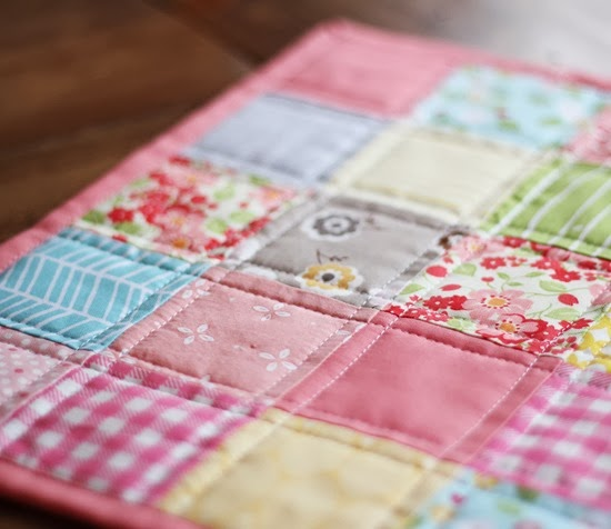 Cluck Cluck Sew: Binding Tutorial: Binding A Quilt With
