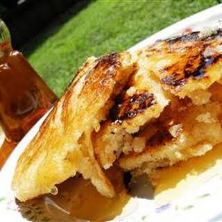 Creole Hot Water Cornbread.