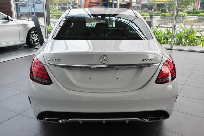 Xe Mercedes Benz C300 AMG New Model 07