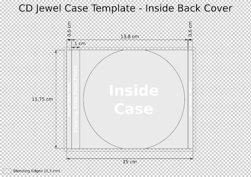 memorex dvd inserts template - jewel case template cd insert new calendar template site