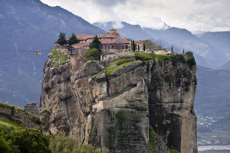Rise Credit >> 5 Most Inaccessible Monasteries in the World | Amusing Planet