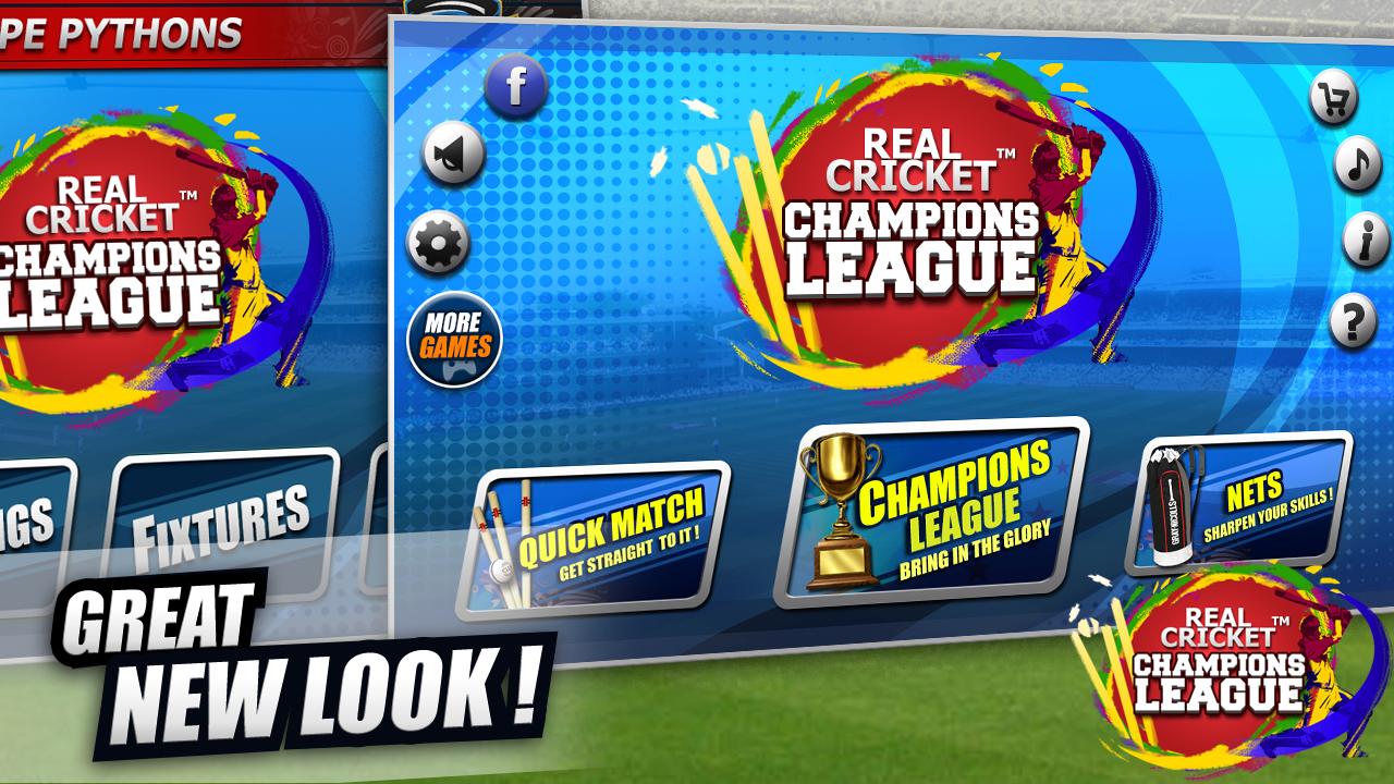 Real Cricket™ Champions League- screenshot