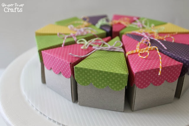 #LifestyleStudios party favors paper craft #spon