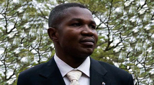 Julien Paluku, gouverneur du Nord-Kivu. (droits tiers)