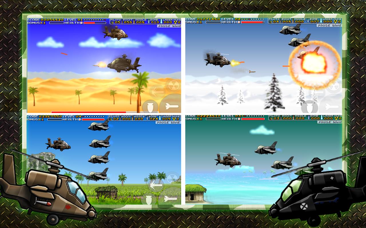 Apache Overkill screenshot #7