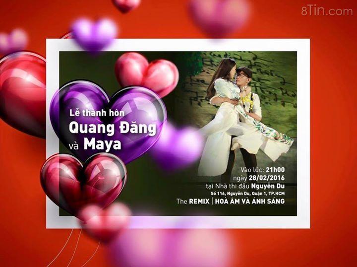 Mở ngay VTV3 và chuẩn bị đón xem lễ thành hôn của
