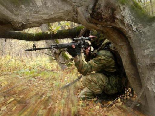 Sniper SVD