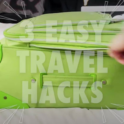 Keep your tech in check and other easy travel tricks