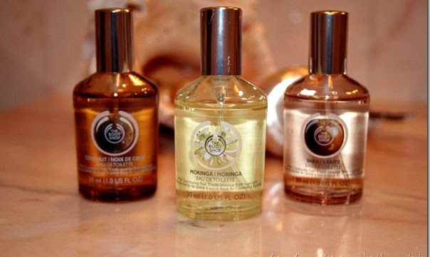 The Body Shop Eau de Toilette