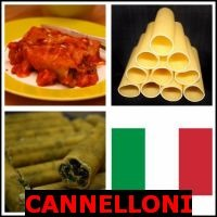 CANNELLONI- Whats The Word Answers
