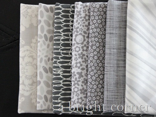 gray fabric stack 2