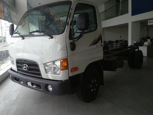 Cabin xe tải hd72 3.5 tấn hyundai nhập khẩu
