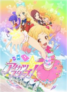 xem anime Aikatsu Stars -Nhiệt huyết Thần Tượng 2