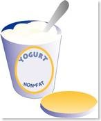 Non-Fat-Yogurt