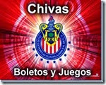 Boletos Chivas