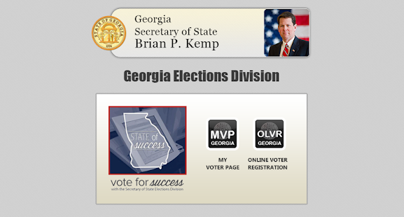 GA Votes- screenshot thumbnail