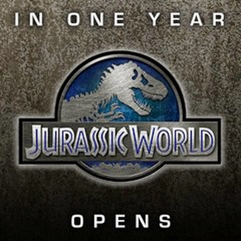 "One Year from Opening, ""Jurassic World"" Reveals New Images"