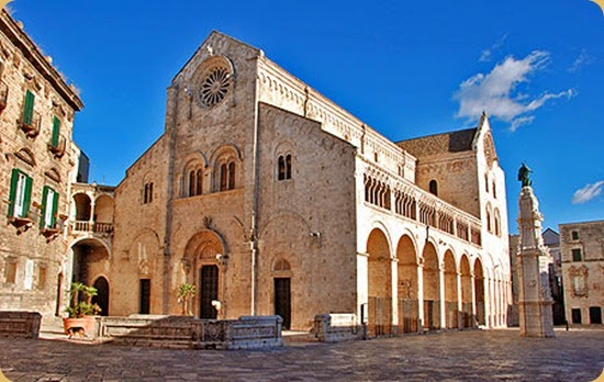 Romanesque Cathedrals in Puglia.10