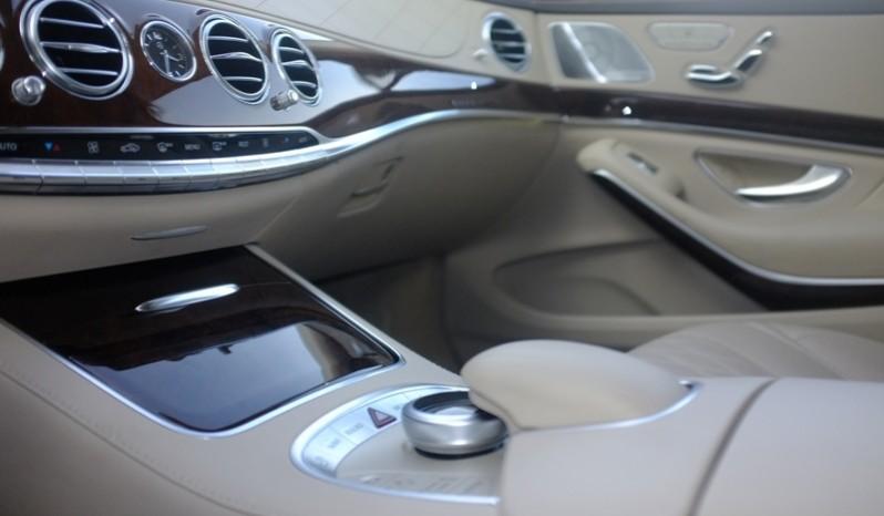 Nội thất  xe Mercedes Benz S500 cũ 2013 nhập đức 012