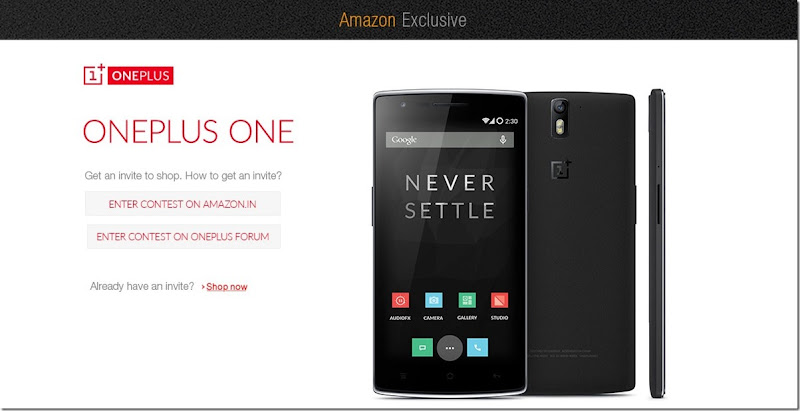 OnePlus+One+Amazon