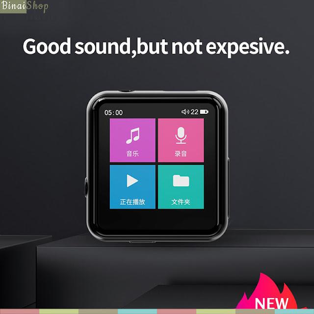 Philips SA2301 - Máy Nghe Nhạc MP3 Màn Hình Cảm Ứng