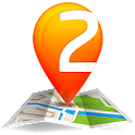 2GIS: maps & business listings logo