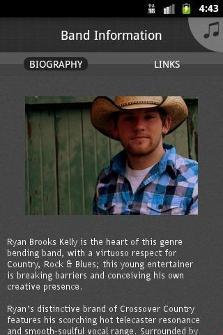 Ryan Brooks Kelly - screenshot