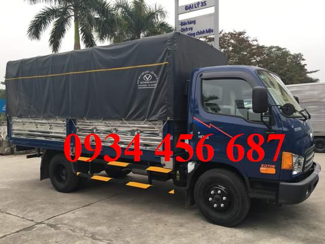 Xe Hyundai HD88 5,5 tấn