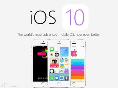 Tiếp tục những thông tin mới nhất về hệ điều hành iOS 10