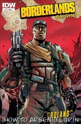 P00001 - Borderlands Origins #1