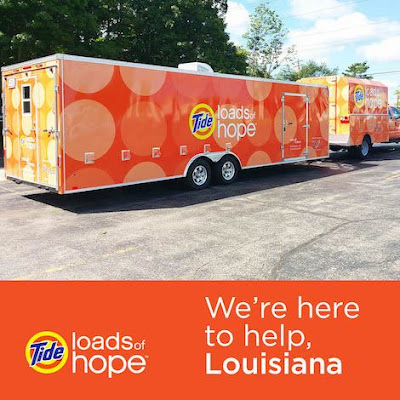 Our Tide LoadsofHope Truck is at Sams Club 201 Bass Pro Blvd