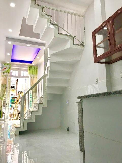 Bán Nhà Quận Tân Phú Hẻm Ô Tô Tân Kỳ Tân Quý 06