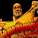 Hulk Hogan Live Wallpaper logo