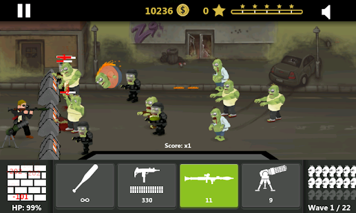 Hank: Zombie Hunter FULL - screenshot thumbnail