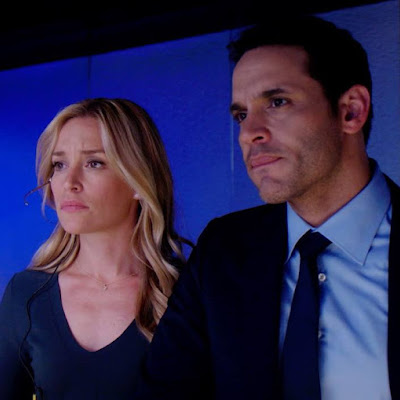 The executive producer of Drop Dead Diva brings you Notorious where criminal