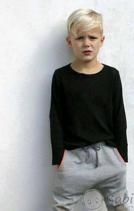 Tổng hợp các kiểu tóc cực CHẤT cho bé trai <3. Hè