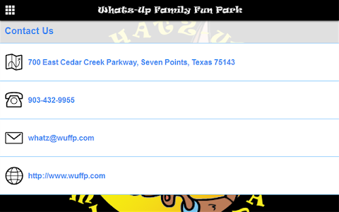 Whatz-Up Family Fun Park screenshot 4