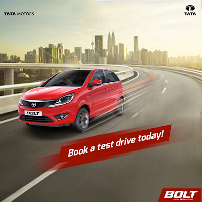 Feel the power rush in your drive like never before Book a test drive with the Bolt today