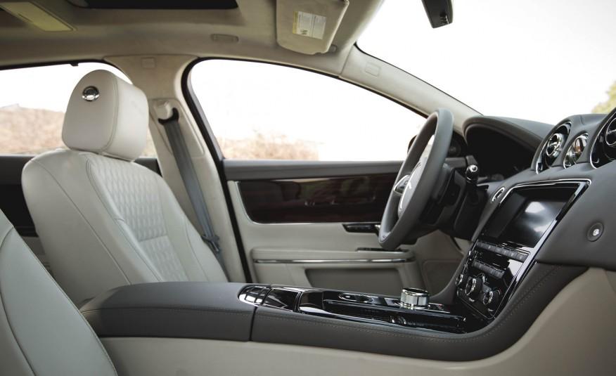 Nội thất Xe Jaguar XJ Thế Hệ Mới 03