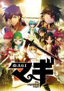 Mê Cung Huyền Bí - Magi: The Labyrinth of Magic: Season 1